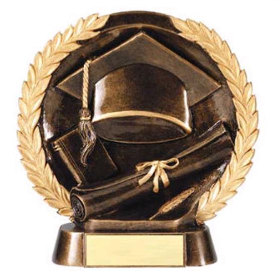 Graduation Trophy 7 1/2 Inch
