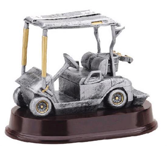 Golf Cart Trophy