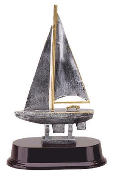 Sailboat Trophy