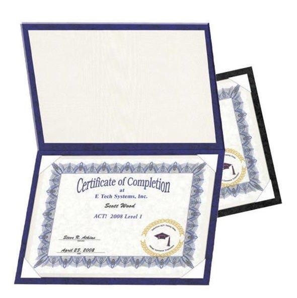 Navy Certificate Holder