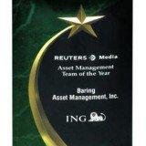 Green Shooting Star Award