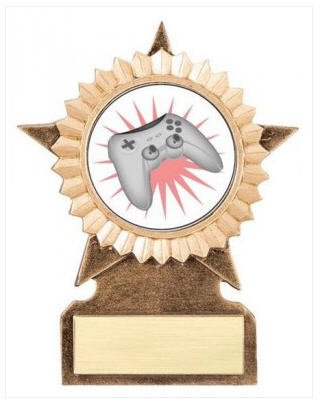 Trophies for your Winter Video Game Olympics