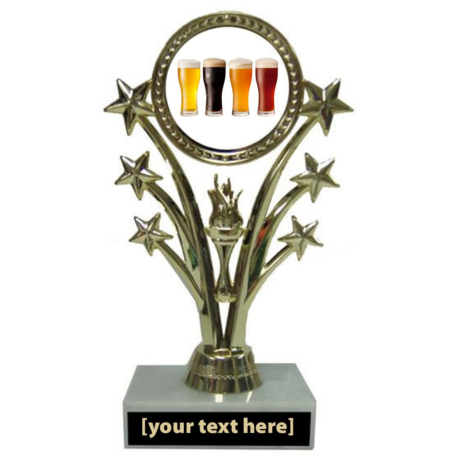 Star Beer Tasting Trophy