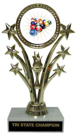 Billiard 2 Trophy
