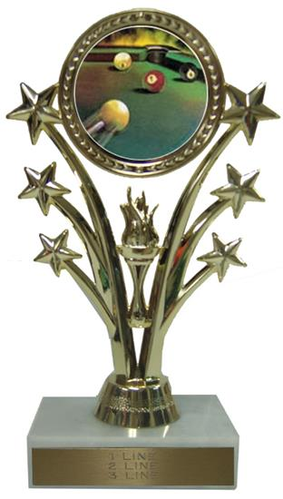 Billiard Star Trophy