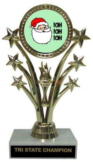 Santa Trophy