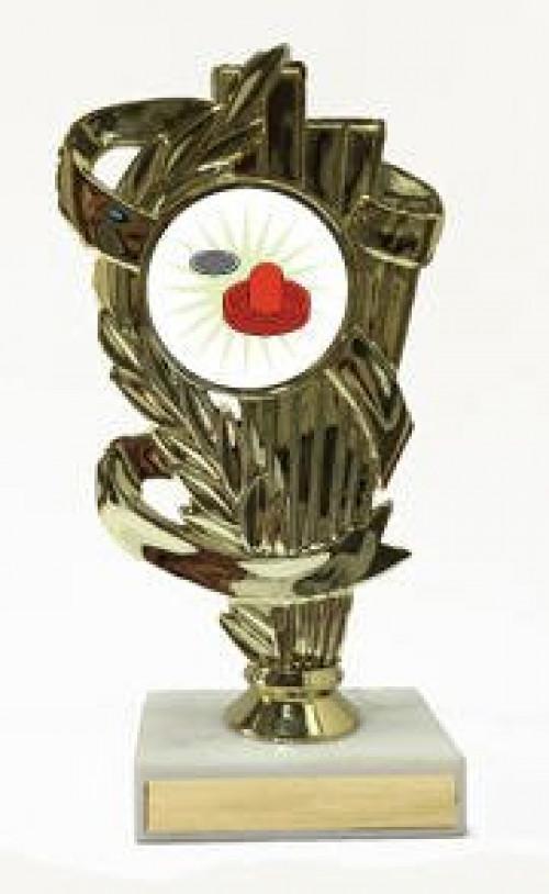 Air Hockey Trophy