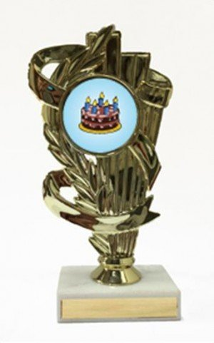 Cake Decorating Trophy