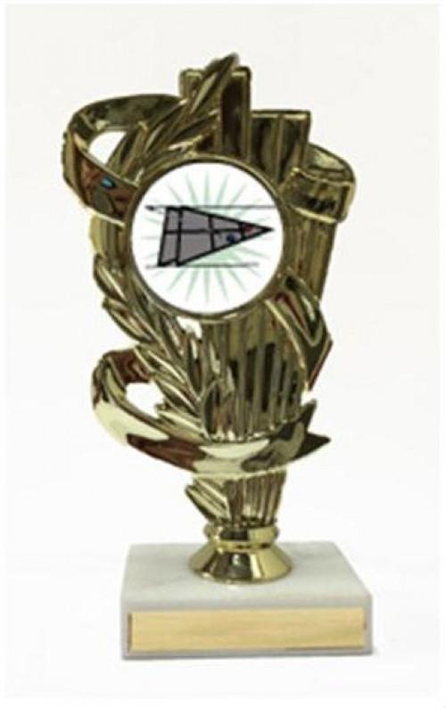 Shuffleboard Trophy