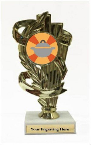 Best Thanksgiving Side Dish Trophy