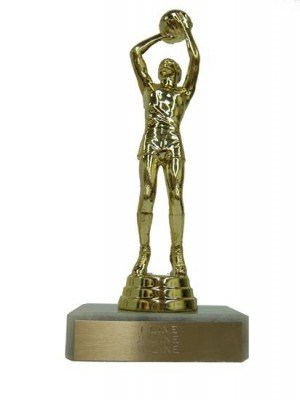 Male Free Throw Trophy