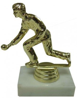 Male Ring A Pin Trophy