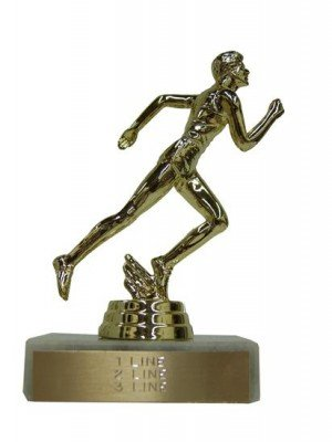 Male Track Trophy