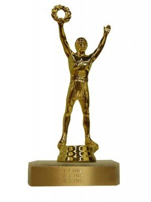 Male Victory Trophy