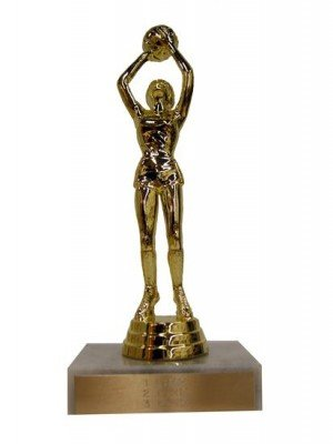 Female Free Throw Trophy