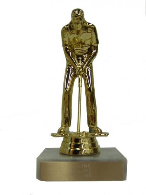 Putting Trophy