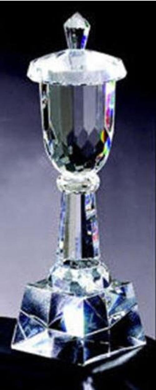 Prism Crystal Loving Cup