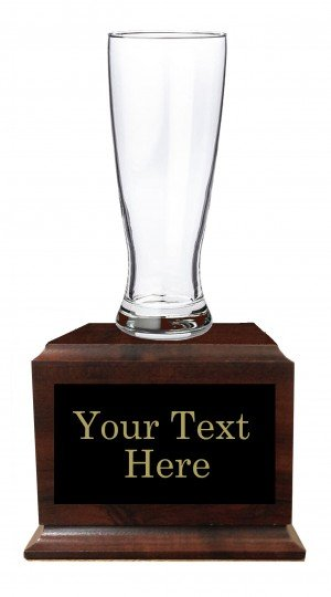 Beer Glass Trophy