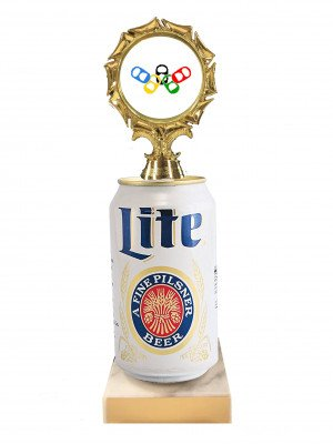 Beer Can Stand Award - Beer Olympics