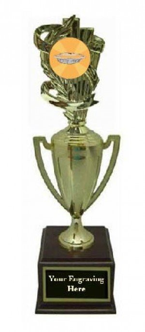 Best Thanksgiving Side Dish Gold Cup Trophy