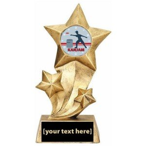 Kanjam Rising Star Trophy