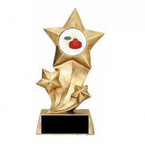 Air Hockey Rising Stars Trophy