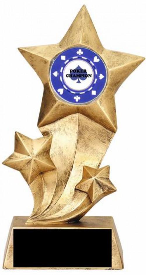 Poker Rising Stars Trophy