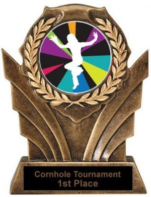 Just Dance Wii Victory Resin Trophies