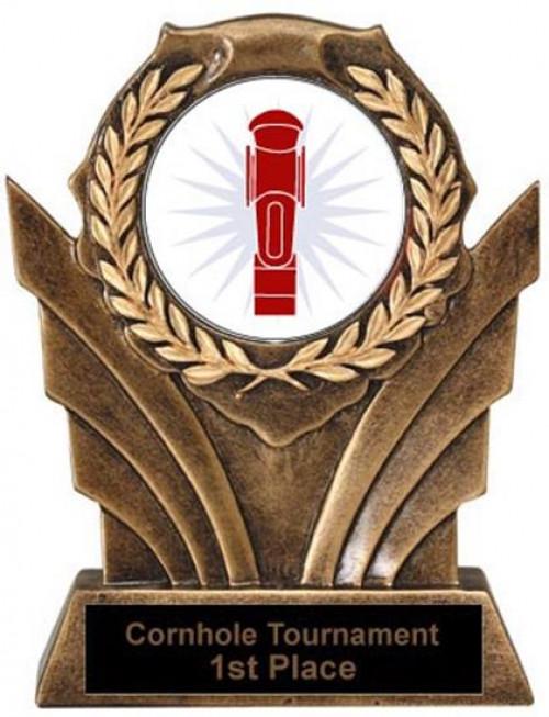 Victory Resin Foosball Trophies