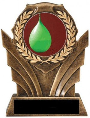 Victory Resin  Water Balloon  Trophies