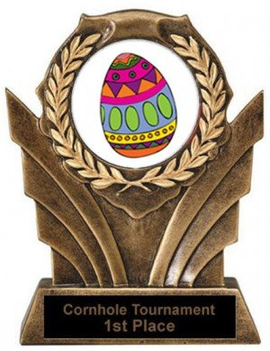 Victory Resin Easter Trophies