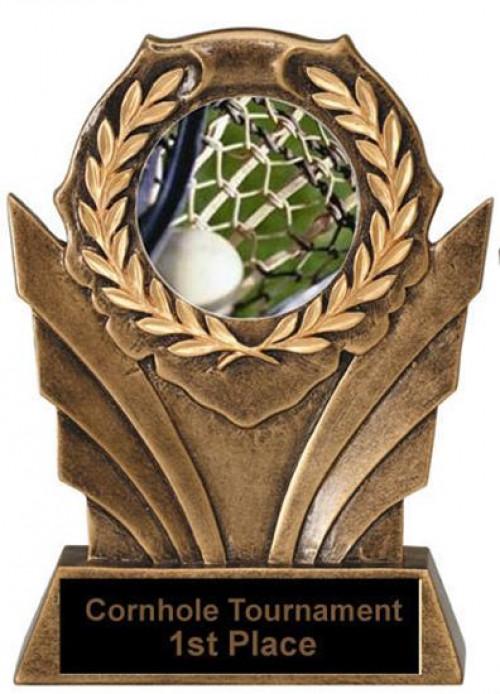 LaCrosse Victory Resin Trophy