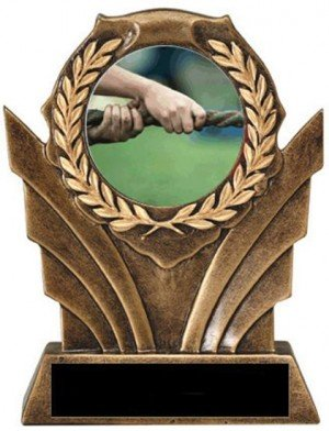 Victory Resin Tug of War Trophies