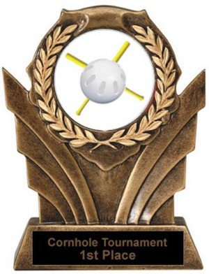Wiffle Ball Victory Resin Trophy