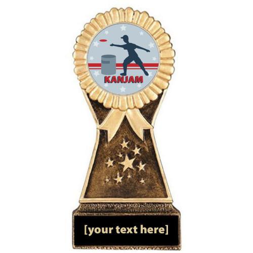Kanjam Award Ribbon Trophy