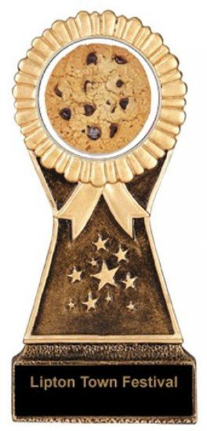 Resin Stand Cookie Bake Off Trophies
