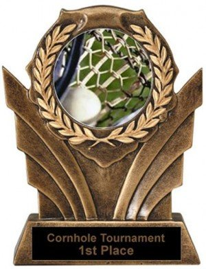 LaCrosse Resin Stand Trophy