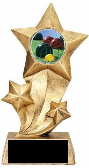 Bocce Ball Rising Stars Trophy