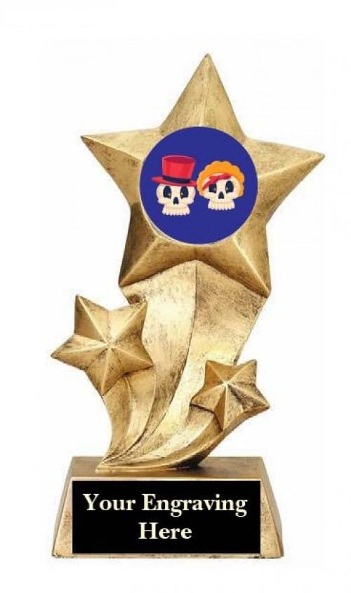 Halloween Trophy