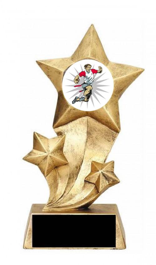 Flag Football Rising Stars Trophy