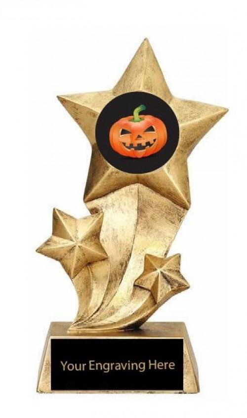 Halloween Pumpkin Trophy