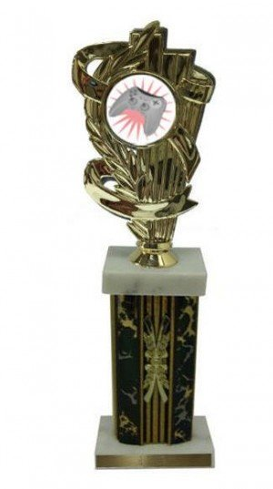 Video Game Large Column Trophies