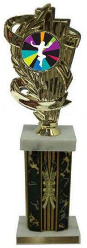 Large Column Just Dance Trophies