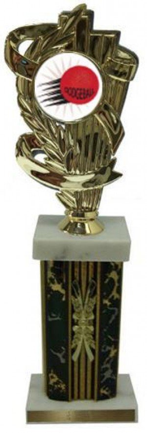 Column Dodgeball Trophies