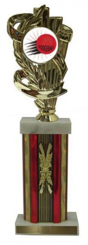 Column Dodgeball Trophies