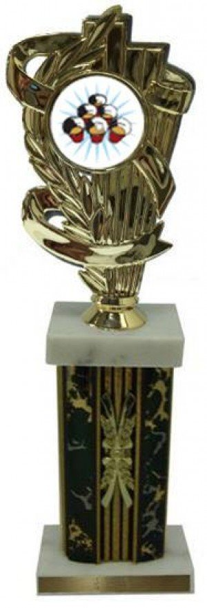 Column Beer Pong Trophies