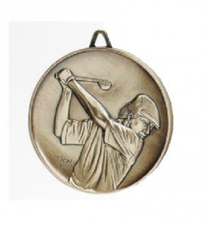 Golf Male Medal