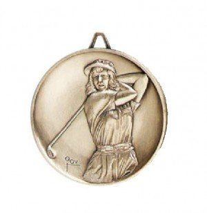 Golf Female Medal