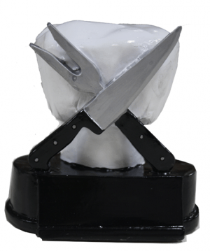Chef Hat Trophy