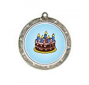 Cake Decorating Shooting Star Neck Medal